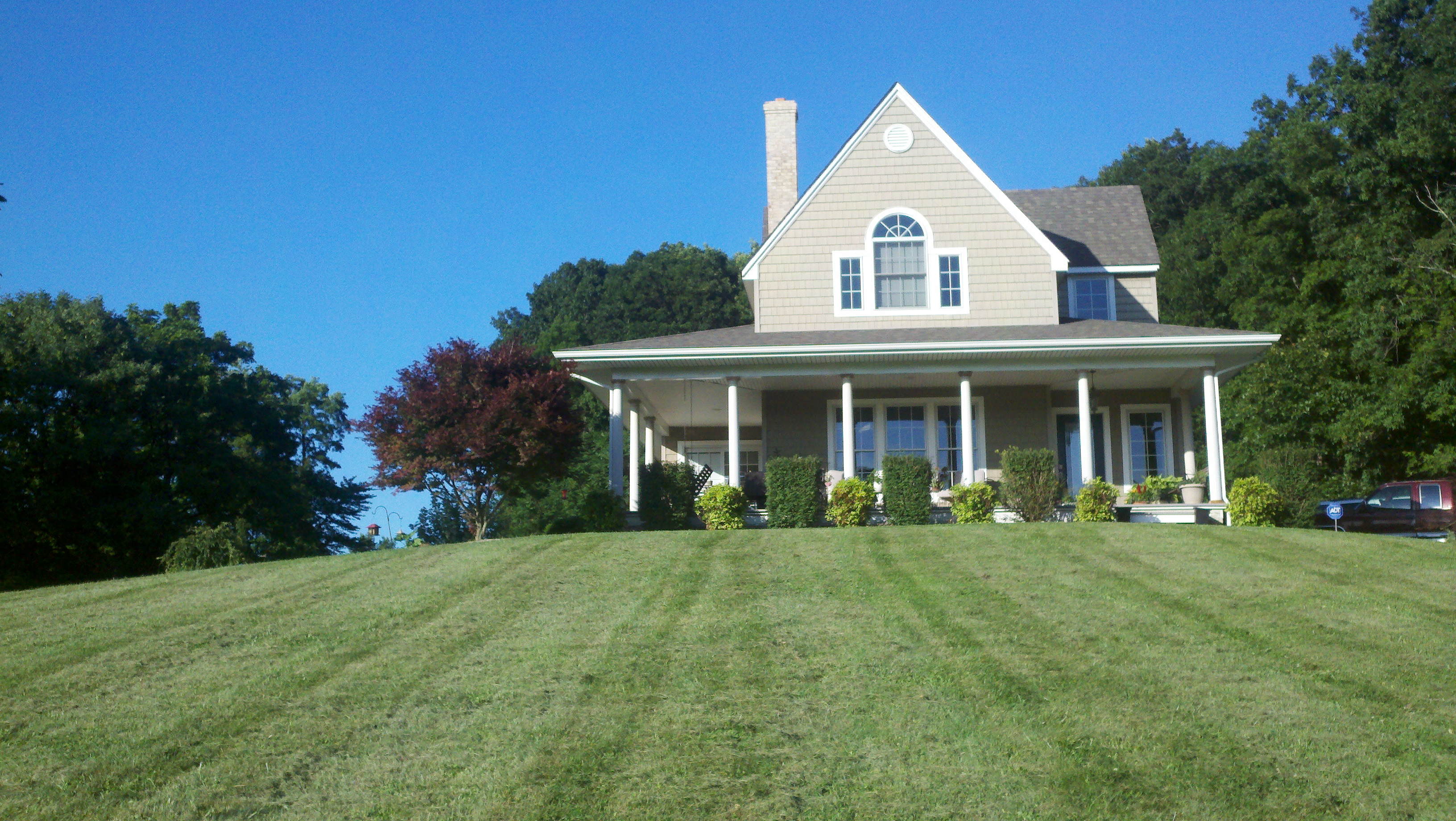 Central virginia new home construction blue mountain for New home structure